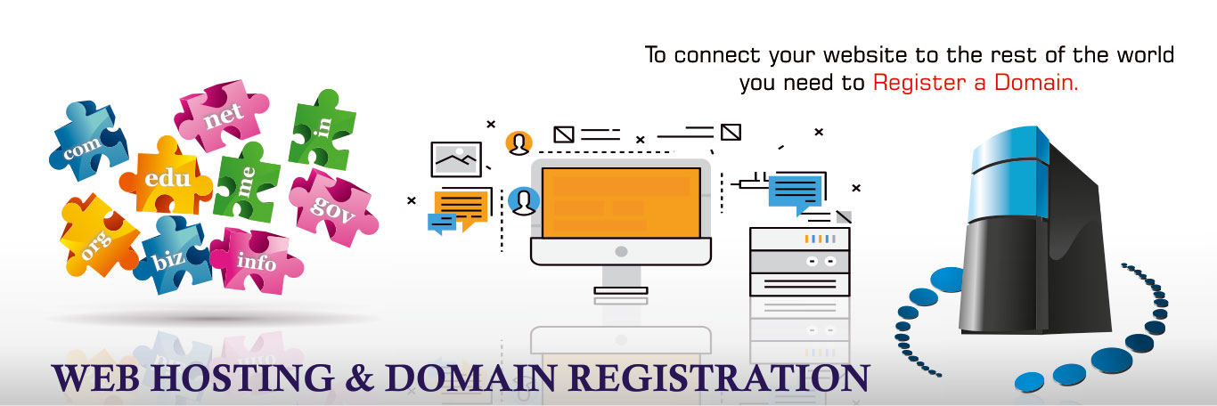 Web Hosting - Domain Registration